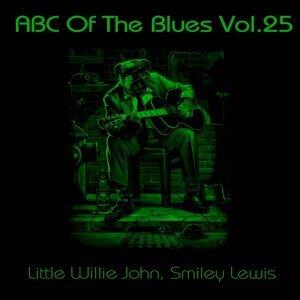 Little Willie John, Smiley Lewis 歌手頭像