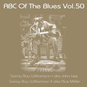 Sonny Boy Williamson I., Sonny Boy Williamson II. 歌手頭像