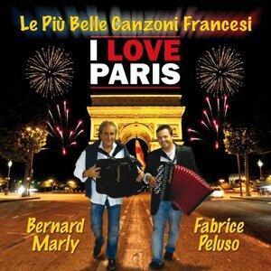 Bernard Marly, Fabrice Peluso 歌手頭像