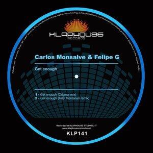 Carlos Monsalve, Felipe G 歌手頭像