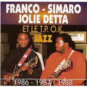 Le TP OK Jazz, Jolie Detta, Simaro, Franco 歌手頭像