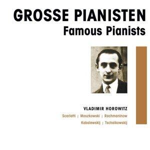 NBC Symphony Orchestra, Arturo Toscanini, Vladimir Horowitz 歌手頭像