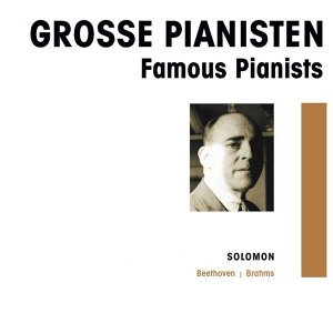 Philharmonia Orchestra, Solomon Cutner, Rafael Kubelík 歌手頭像
