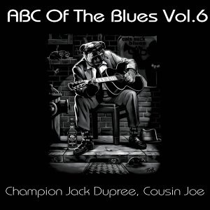Champion Jack Dupree, Cousin Joe 歌手頭像
