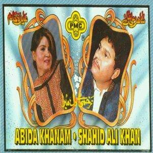 Shahid Ali Khan, Abida Khanam 歌手頭像