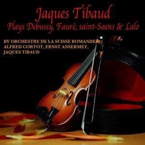 Orchestre De La Suisse Romande, Ernest Ansermet, Jaques Thibaud, Alfred Cortot 歌手頭像