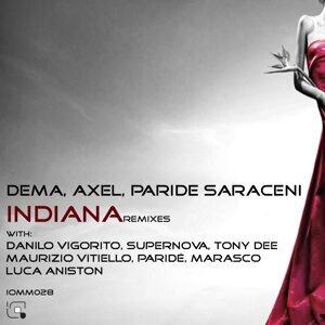 Dema, Axel (it), Paride Saraceni 歌手頭像