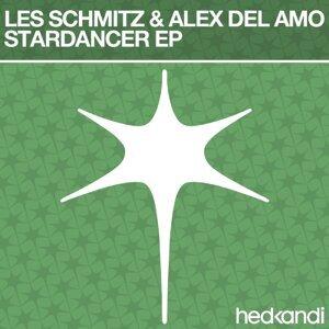 Les Schmitz, Alex Del Amo