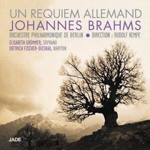 Orchestre Philharmonique de Berlin, Rudolf Kempe 歌手頭像