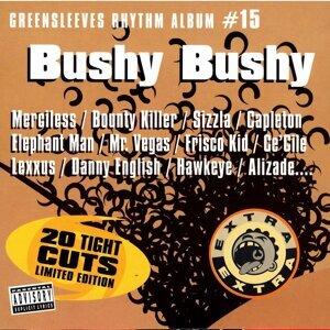 Bushy Bushy アーティスト写真