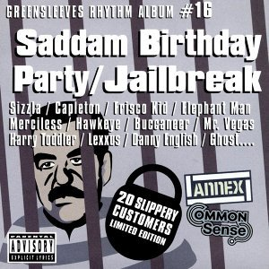 Saddam Birthday Party / Jailbreak 歌手頭像
