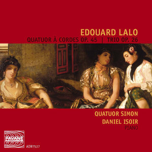 Quatuor Simon, Daniel Isoir 歌手頭像