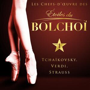 Marc Emler, L'Orchestre National du Bolchoï 歌手頭像