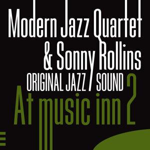 Modern Jazz Quartet, Sonny Rollins 歌手頭像