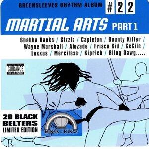 Martial Arts 歌手頭像