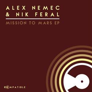 Alex Nemec, Nik Feral 歌手頭像