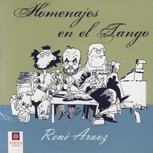 René Araoz 歌手頭像