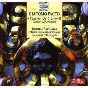 Federico Guglielmo, Anibal E. Cetrangolo, Ensemble Albalonga 歌手頭像