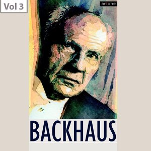New Symphony Orchestra, Sir John Barbirolli, Wilhelm Backhaus 歌手頭像