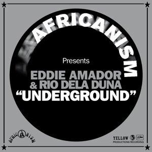 Africanism, Eddie Amador, Rio Dela Duna 歌手頭像