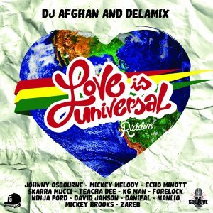 DJ Afghan, Delamix 歌手頭像