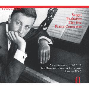 Kazushi Ono, The Monnaie Symphony Orchestra, Abdel Rahman El Bacha 歌手頭像