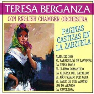 Teresa Berganza, English Chamber Orchestra 歌手頭像
