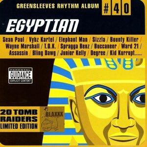 Egyptian 歌手頭像