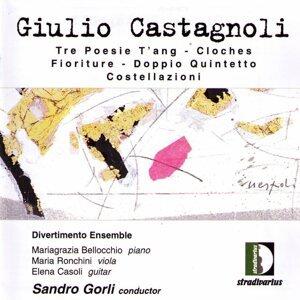 Divertimento Ensemble, Sandro Gorli 歌手頭像