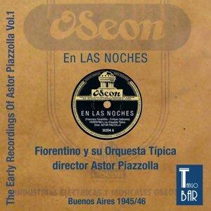 Francisco Fiorentino Y Su Orquestra Tipica, Astor Piazzolla 歌手頭像