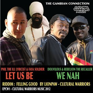 Faya Soldier, Rebellion the Recaller, Cultural Warriors 歌手頭像