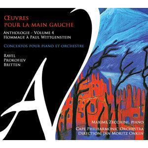 Cape Philharmonic Orchestra, Maxime Zecchini 歌手頭像