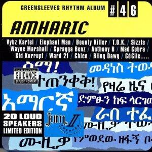 Amharic 歌手頭像