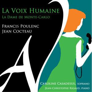 Caroline Casadesus, Jean-Christophe Rigaud 歌手頭像
