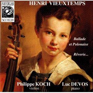 Philippe Koch, Luc Devos 歌手頭像