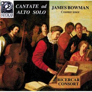 James Bowman, Ricercar Consort 歌手頭像