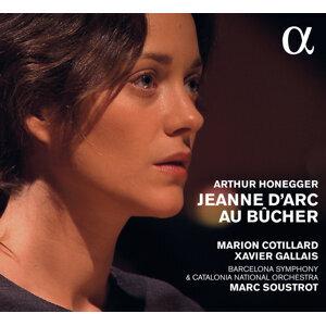 Xavier Gallais, Marion Cotillard, Marc Soustrot, Orquestra Simfònica de Barcelona i Nacional de Catalunya 歌手頭像