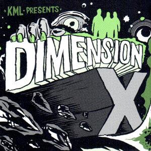 Dimension X 歌手頭像