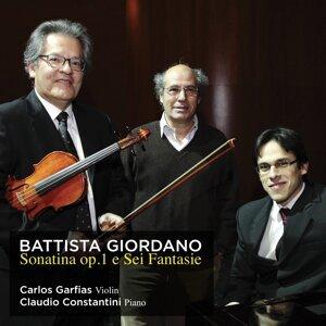 Battista Giordano, Carlos Garfias, Claudio Constantini 歌手頭像