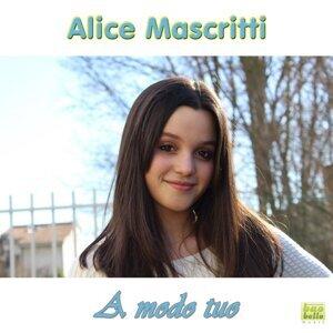 Alice Mascritti 歌手頭像