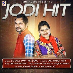 Gurjant Janti, Miss Sonu, Lakhwinder Mohi 歌手頭像
