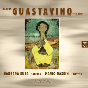 Barbara Kusa, Mario Raskin 歌手頭像