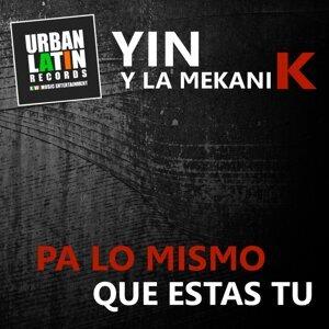 YIN Y LA MEKANIK 歌手頭像