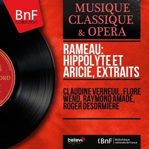Claudine Verneuil, Flore Wend, Raymond Amade, Roger Désormière 歌手頭像
