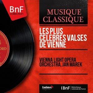 Vienna Light Opera Orchestra, Jan Marek 歌手頭像