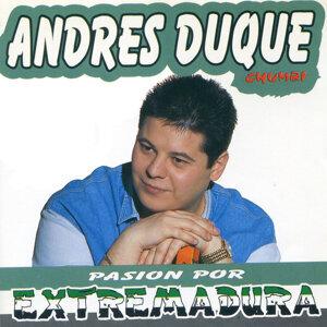 """Andrés Duque """"Chumbi"""" 歌手頭像"""