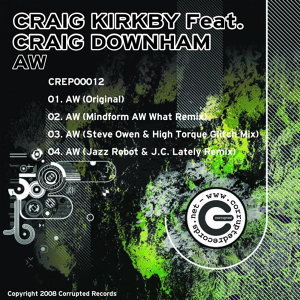 Craig Kirkby Feat. Craig Downham 歌手頭像