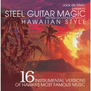 All Star Hawaiian Band 歌手頭像