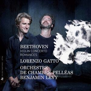 Benjamin Lévy, Orchestre de chambre Pélléas, Lorenzo Gatto 歌手頭像