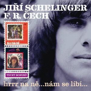 Jiří Schelinger, F. R. Čech 歌手頭像